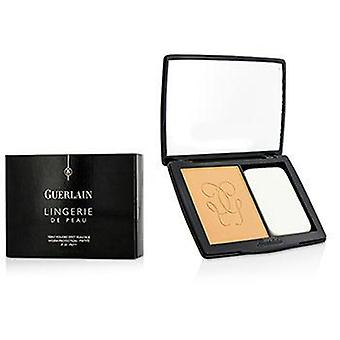 Guerlain Lingerie De Peau Nude Powder Foundation Spf 20 - # 13 Rose Naturel - 10g/0.35oz