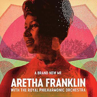 Franklin * Aretha - Brand New Me: Aretha Franklin com importação EUA Royal [vinil]