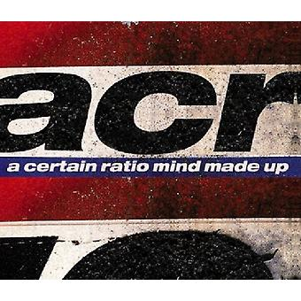 Certain Ratio - Mind Made Up [CD] USA import