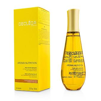 Aroma Nutrition Satin Softening Dry Oil For Body Face & Hair - For Normal To Dry Skin - 100ml/3.3oz