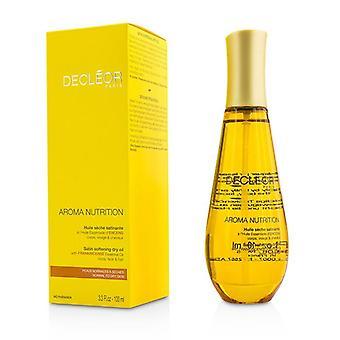 Decleor Aroma Nutrition Satin mjukgörande torr olja för kroppen ansikte & hår - för Normal till torr hud - 100ml / 3.3 oz