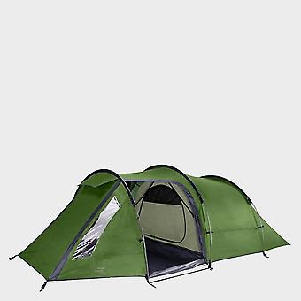 Uusi vango Omega 350 teltta vihreä