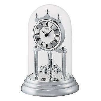 Seiko Clocks Anniversary Mantel Clock (Model No. QHN006S)