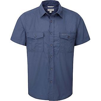 كراغوبيرس رجالي الكيوي سريعة التجفيف قميص كم قصير السفر