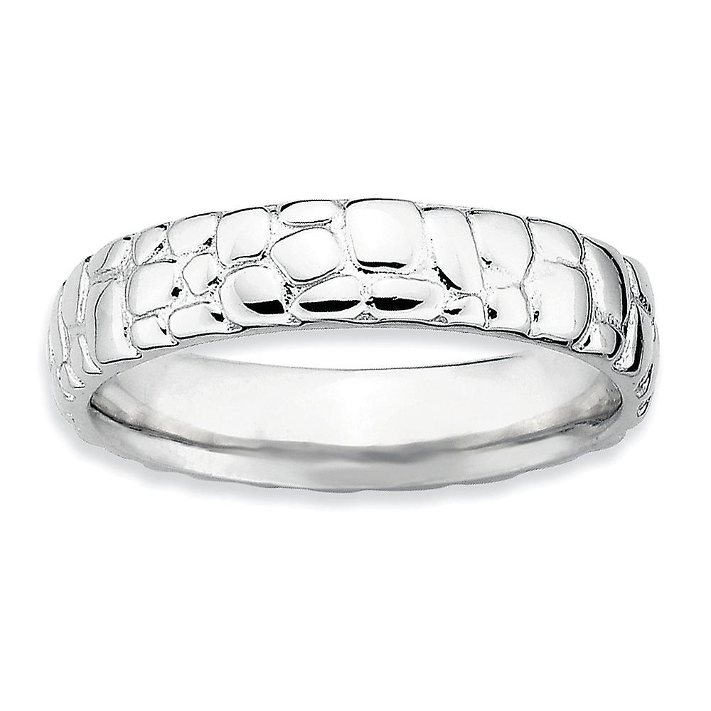 24mm x 10mm Mia Diamonds 925 Sterling Silver Solid Ichthus Fish Charm