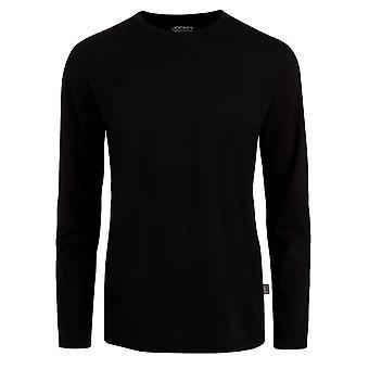 Jockey USA Originals Long Sleeve Shirt - Black