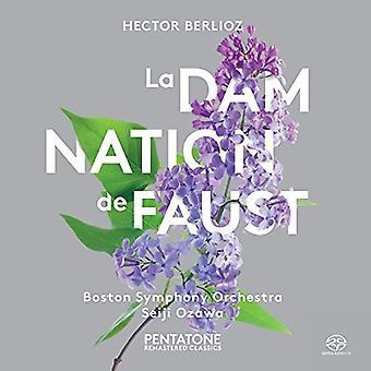 Berlioz / Boston Symphony Orchestra / Ozawa - Damnation De Faust [CD] USA import
