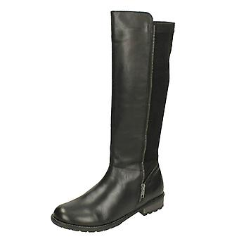 Ladies Remonte Long Boots R3325