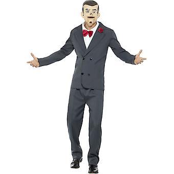 Gåsehud Slappy Dummy kostyme, store