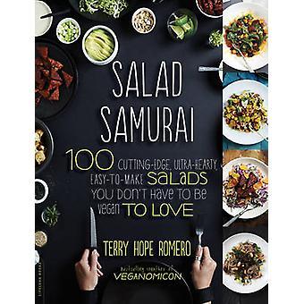 Salade Samurai - 100 pointe - ultra copieux - salades de facile à faire