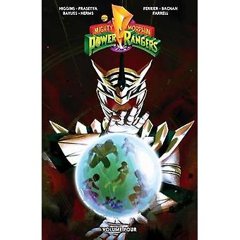 Mighty Morphin Power Rangers Vol. 4 by Kyle Higgins - 9781684150311 B