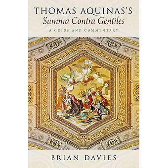 Tomasza z Akwinu Summa Contra Gentiles – przewodnik i komentarz autorstwa Bri
