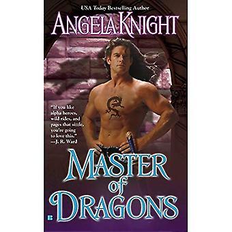 Master of Dragons (Berkley Sensation)