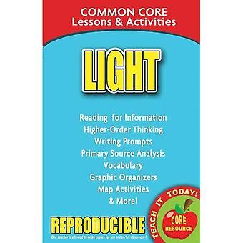 Luce comune Core lezioni & attività