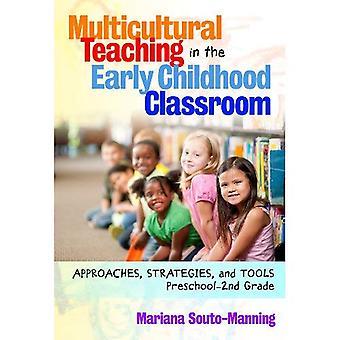 Monikulttuurinen opetus varhaiskasvatuksen luokkahuoneessa