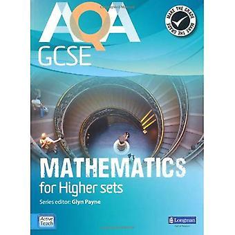 AQA GCSE matematik för högre uppsättningar Student Book