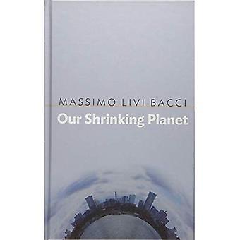 Nostro pianeta di restringimento