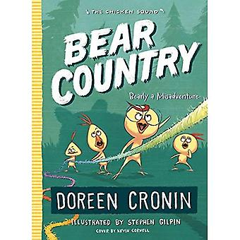 Bear Country: Bearly a Misadventure (Chicken Squad)