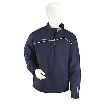 BAUER Midweight Warm Up Jacket Senior