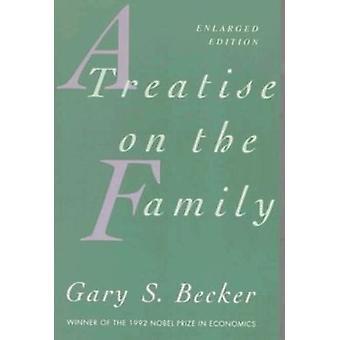 Eine Abhandlung über die Familie (2. erweiterte Auflage) von Gary S. Becker - 9