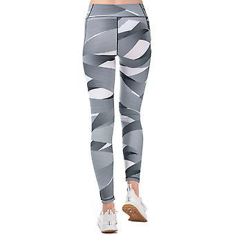 Womens adidas Ultimate Print Tights In White