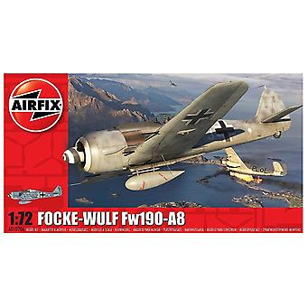 Airfix A01020A Focke Wulf FW190A-8 1:72 Model Kit