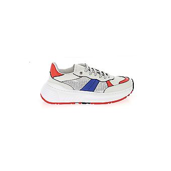 Bottega Veneta 565655vje219080 Dames's Witte Leren Sneakers