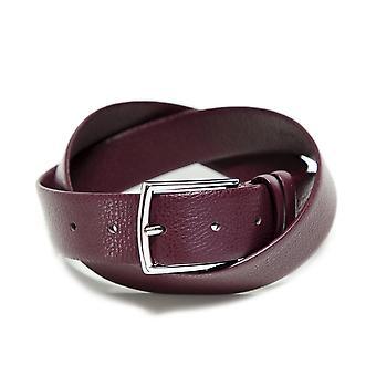 Gavazzeni Tumbled Leather Belt