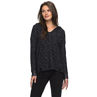 Roxy Womens Wanted And Wild Shirt - Anthracite Black