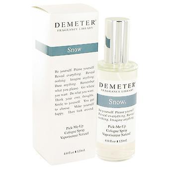 Demeter af Demeter sne Cologne Spray 4 oz/120 ml (kvinder)