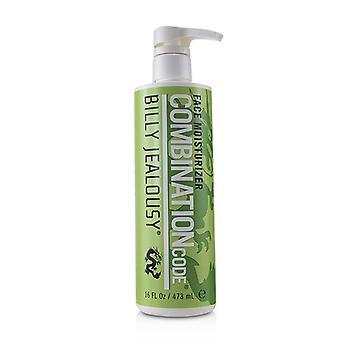 Billy gelozie combinație cod facial crema hidratanta-473ml/16oz