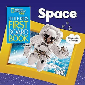 Utrymme (little Kids första styrelse bok) (little Kids första styrelse bok) [styrelse bok]