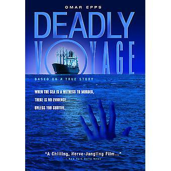Deadly Voyage [DVD] USA importeren