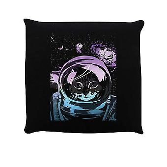 Unorthodox Collective Space Kitten Cushion