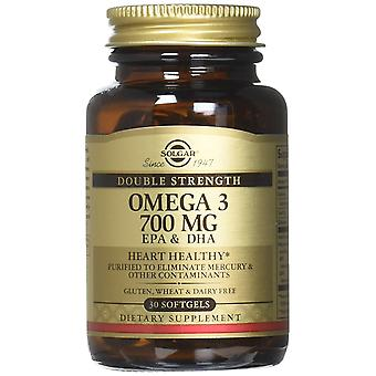 Solgar Omega-3 Double Force gélules, 30