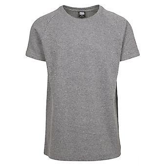 Urban Classics T-Shirt męski Żebro melanżowe
