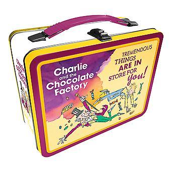 Roald Dahl Charlie Tin Carry Kaikki Fun Box
