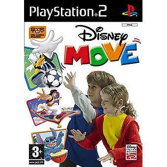 Disney Move (PS2) - Uusi tehdas suljettu