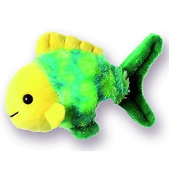Finger Puppet - Fish New Soft Doll Plush PC002101