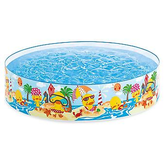 Intex Duckling Snapset Paddling Pool