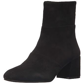 Kenneth Cole New York Womens 7 Eryc Fabric Square Toe Ankle Fashion Boots