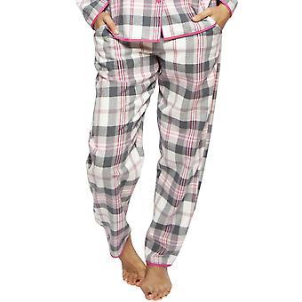 Cyberjammies 4251 kvinnor ' s Lola rosa mix kontrollera bomullspyjamas byxa
