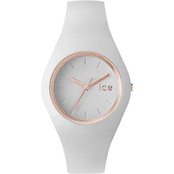 Ice-glam kvartsi analoginen naisten Watch silikoni ranne koru ICE.GL. Me. S. S. 14