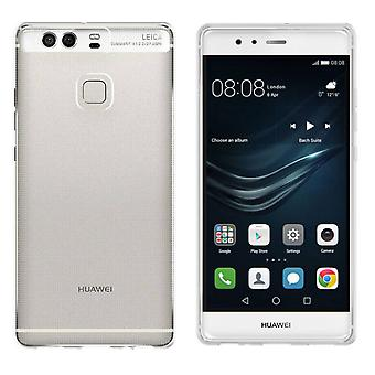 Huawei P9 Silicone Case Transparent - CoolSkin3T