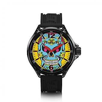 Holler Tuff  Yellow Watch HLW2453-3