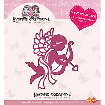 Find It Trading Yvonne Creations Love Die-Cupid