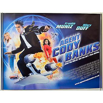 Agent Cody Banks originele Cinema poster