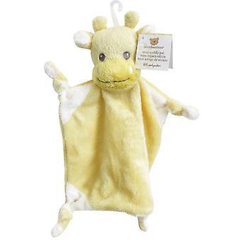 Cop Tea Blanket Piccolo Bambino Mini Żyrafa Żółty