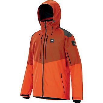 Picture Goods Jacket - Orange