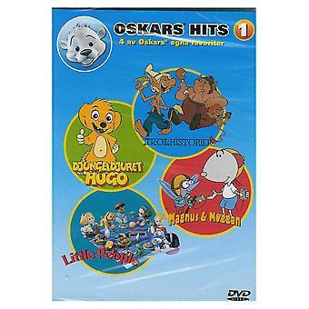 Oskars Hits Vol. 1-DVD Cartoon Kinderfilm